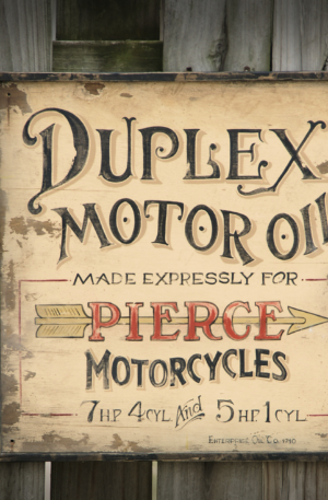 Period Perfect Vintage Signs